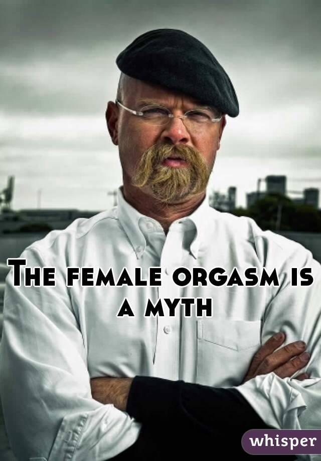 Myth of the female orgasm