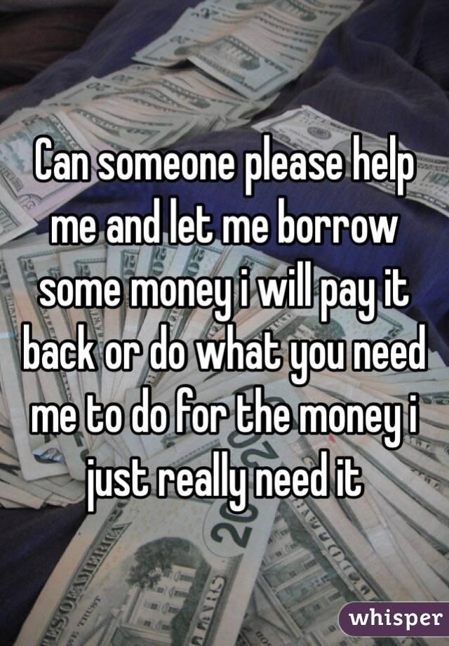 Plz help me..i rly need it