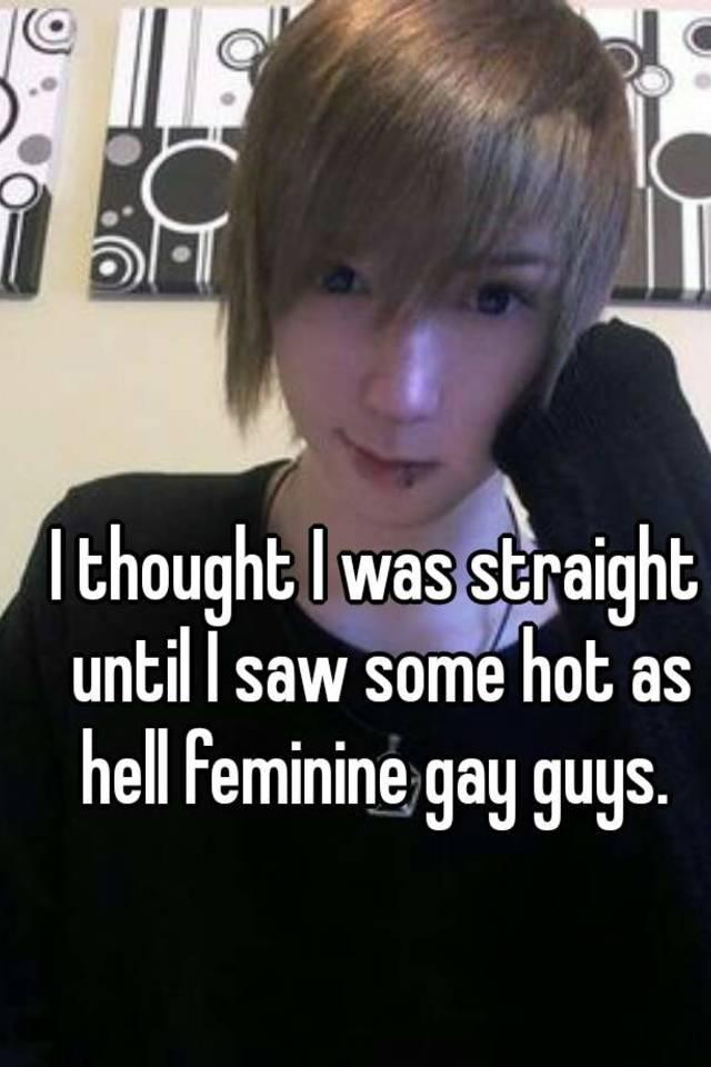 Feminine Gay Guys 92