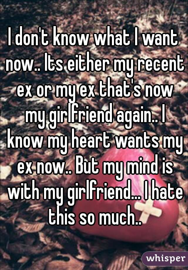 true life im dating my friends ex Check out this list of signs you're not over your ex,  he was like an escape from my true feelings i denied my love for my ex  im not totally move on by my.