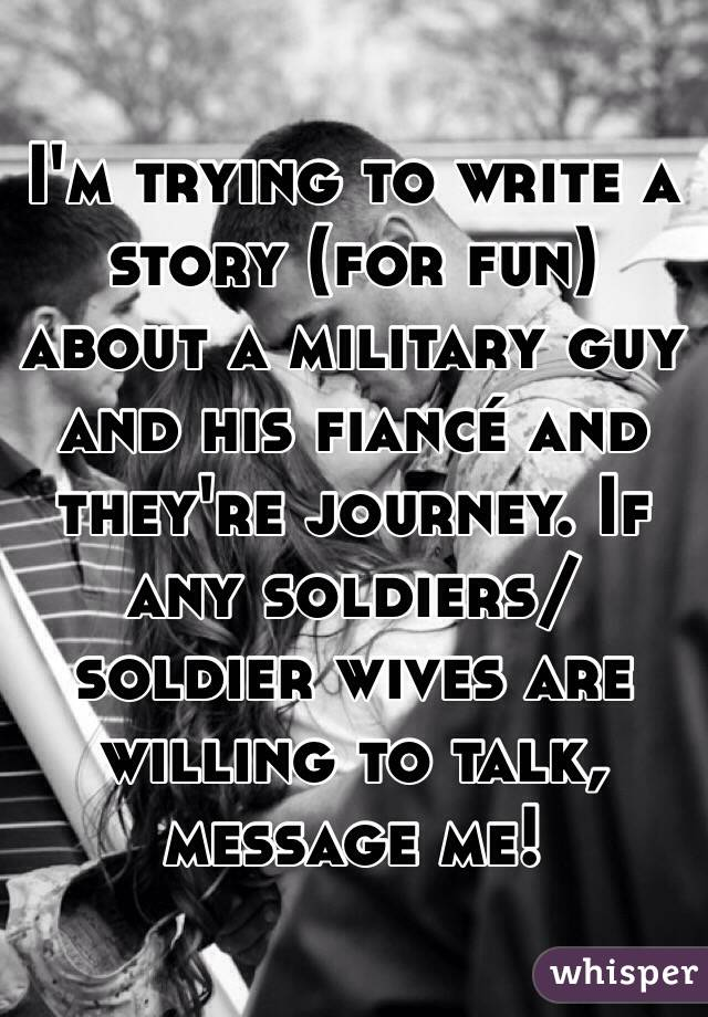 Write a story for me