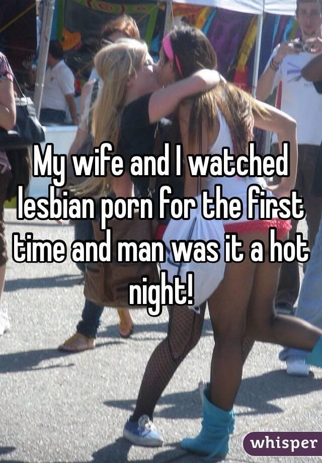 wife first lesbian