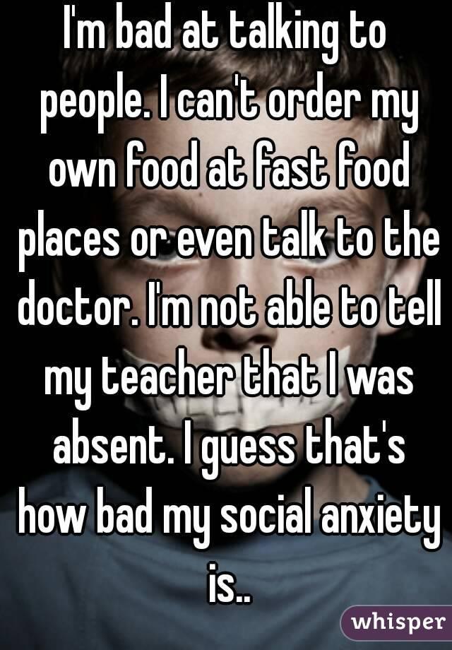 How do I talk to my teacher?