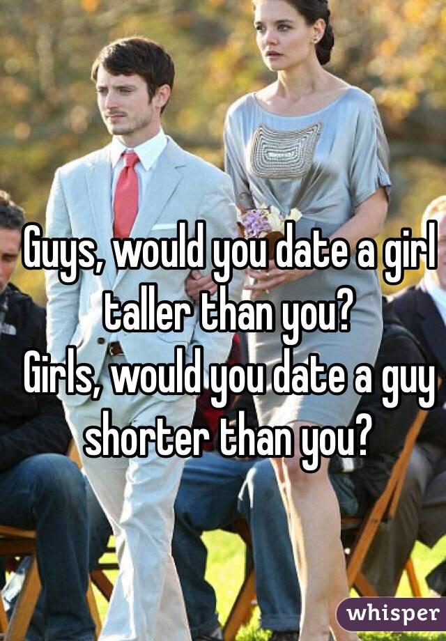 Hookup a guy way shorter than you