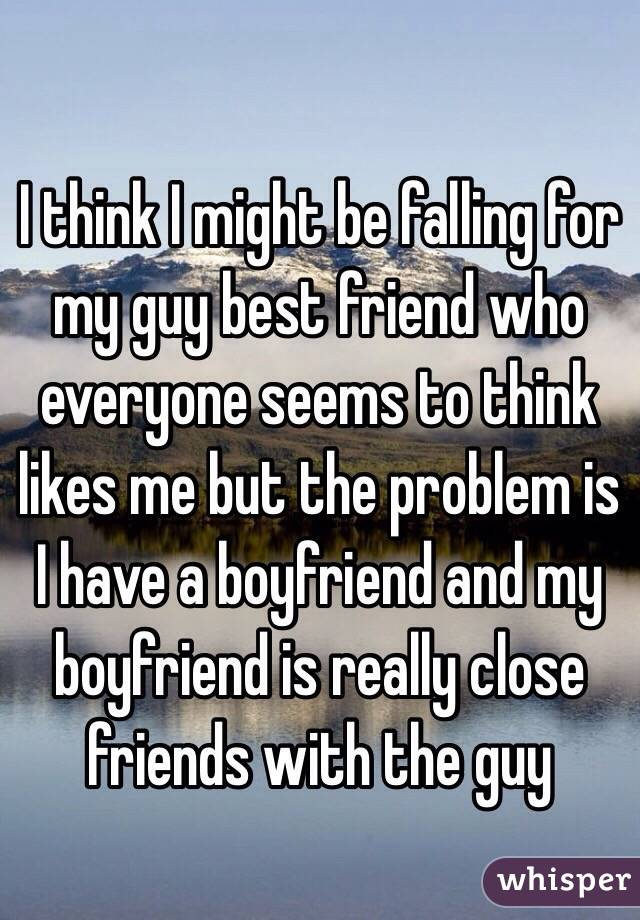 Everyone thinks me and my best friend are dating