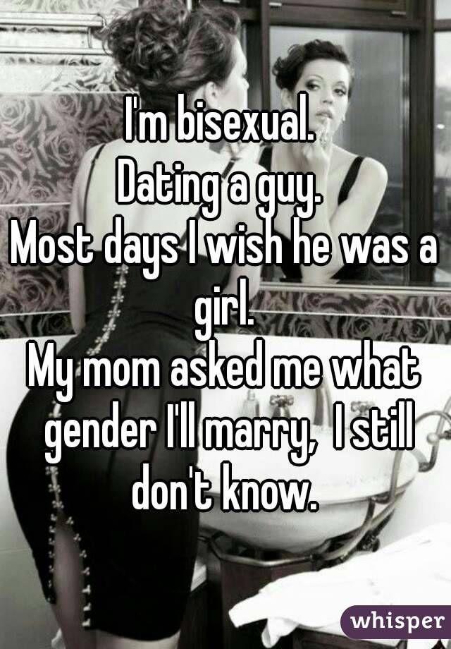 Dating A Bisexual Guy 68