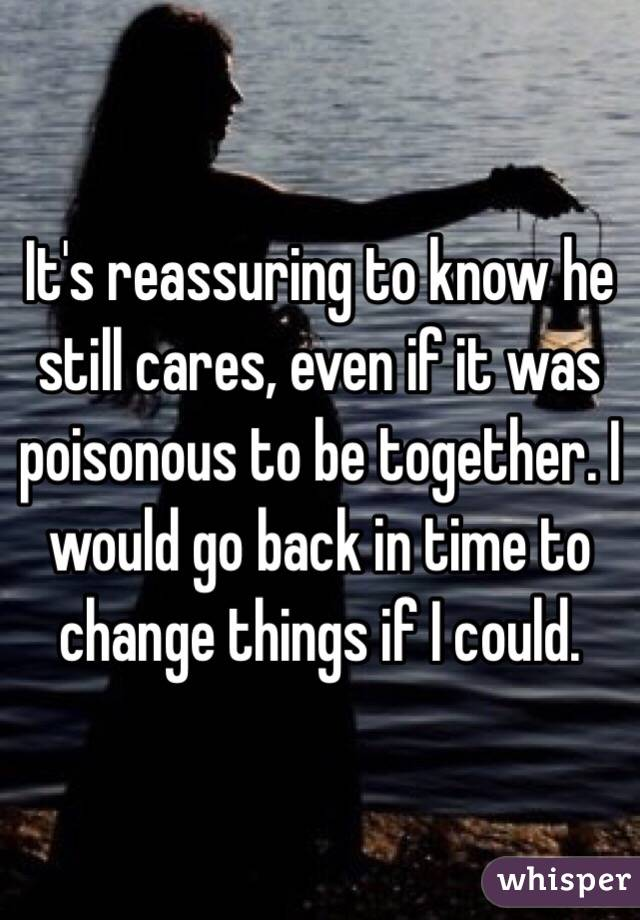 To He How Still Cares Tell If