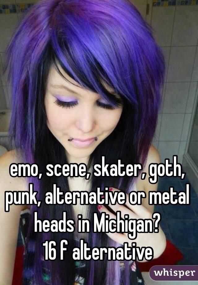 Alternative dating seiten nerd metal