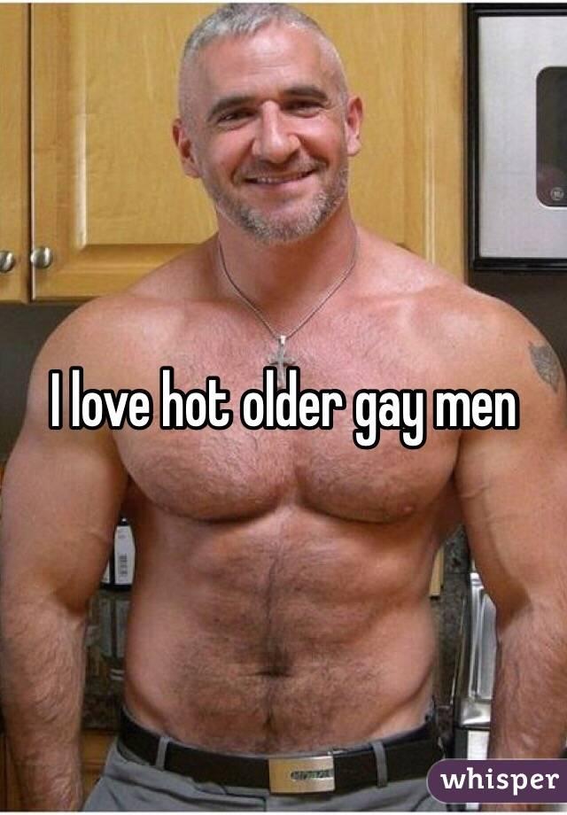 free gay older men video