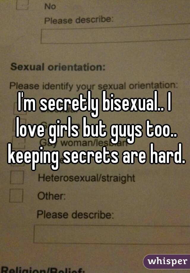 Bisexual Secrets Com