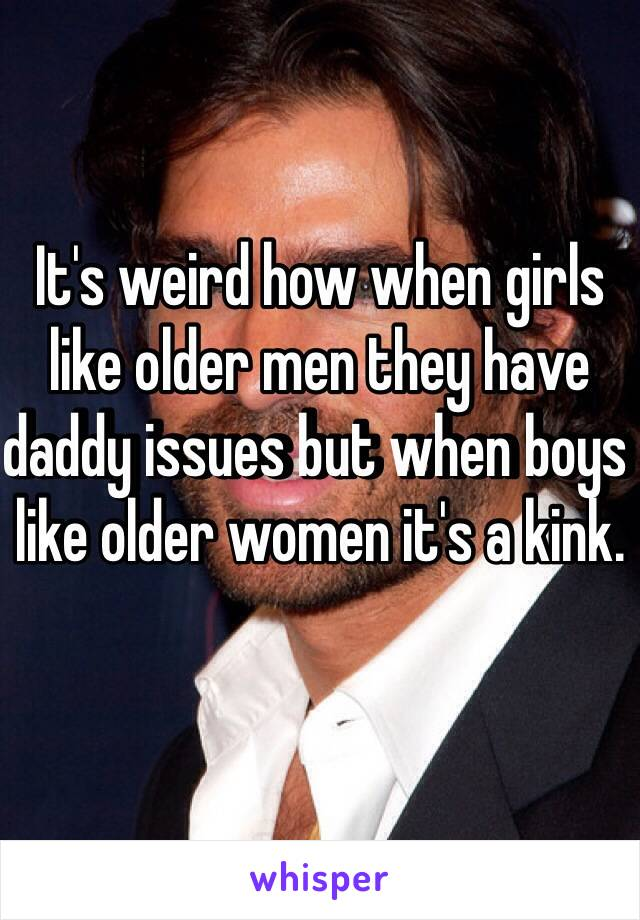 Dating guys with daddy issues