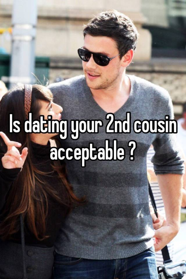 dating second cousin