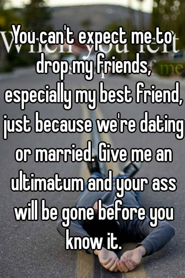 Dating a friend good or bad