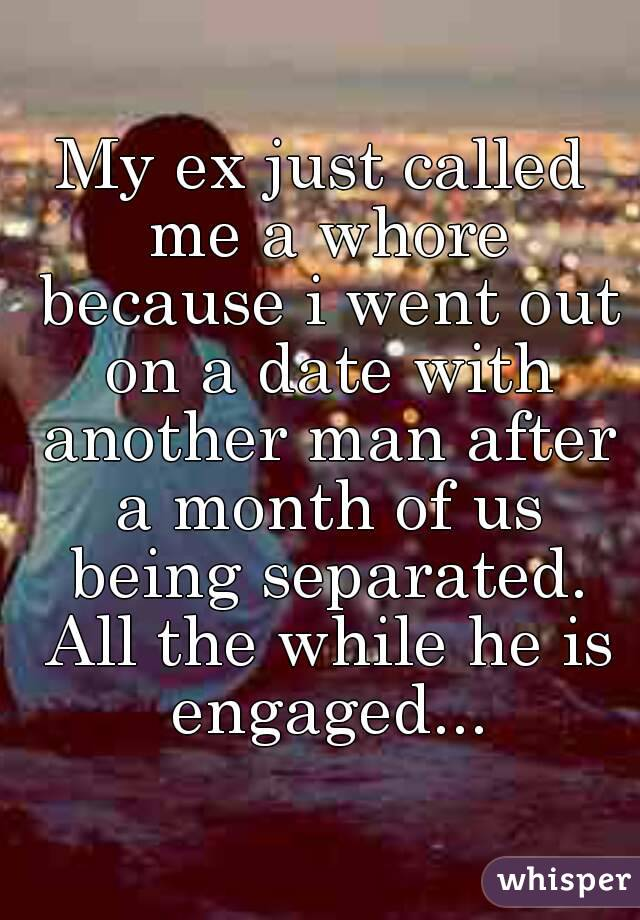 separated wife dating