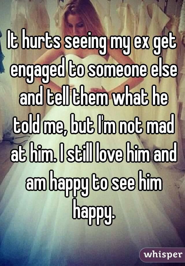 Im dating but i like someone else
