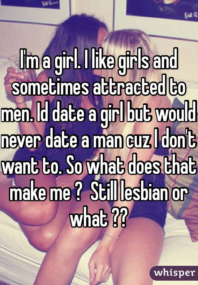 Dating nice guy but not attracted