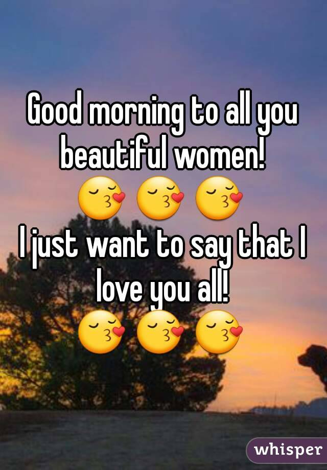 How Do You Say Good Morning Beautiful Woman In Spanish Archidev