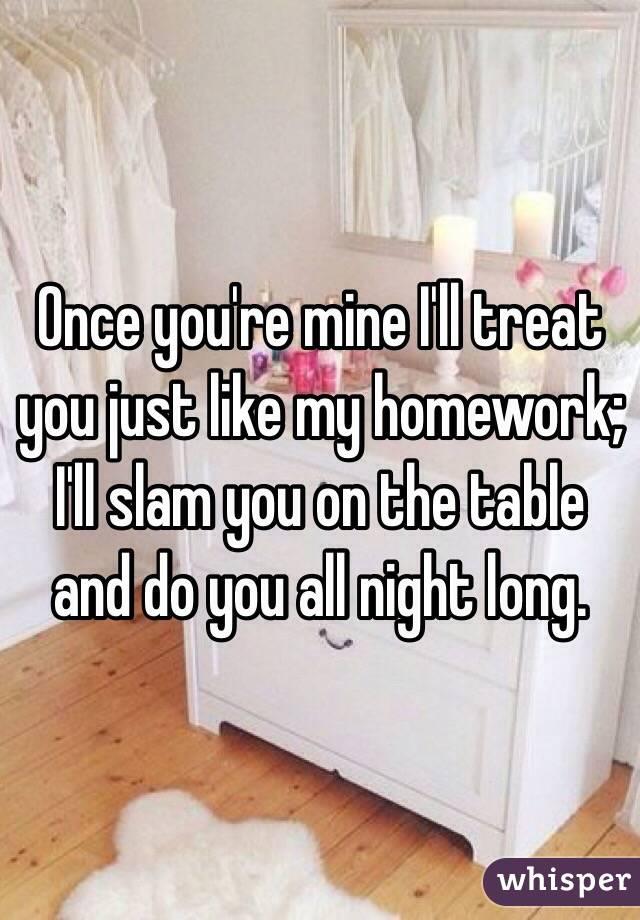 Ill pay someone to do my homework