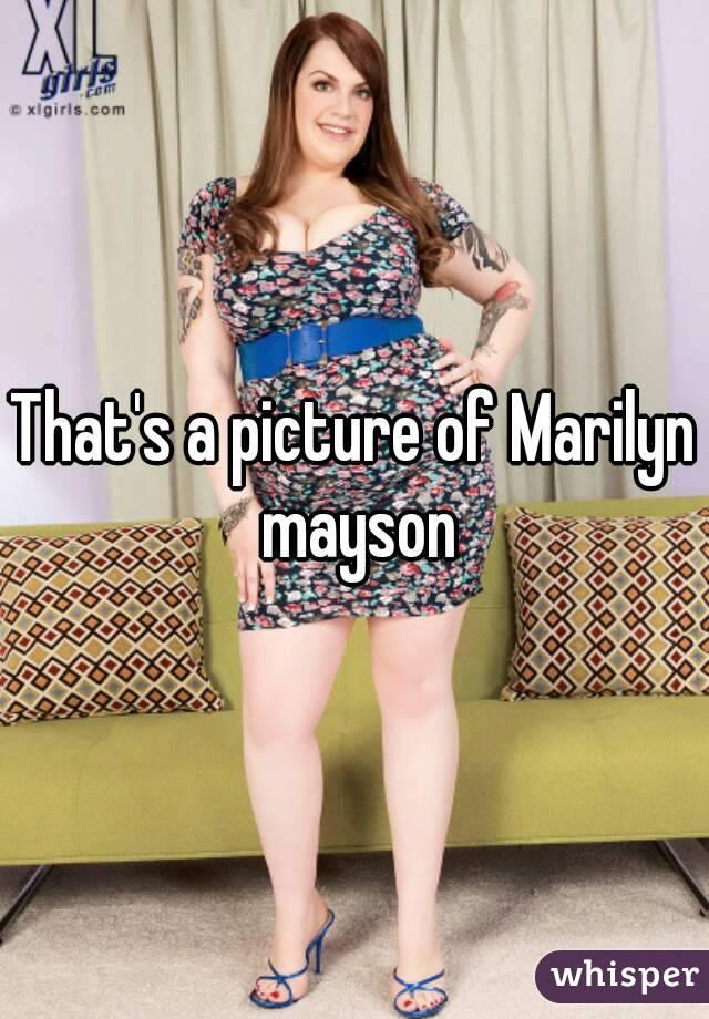 Marilyn Mayson