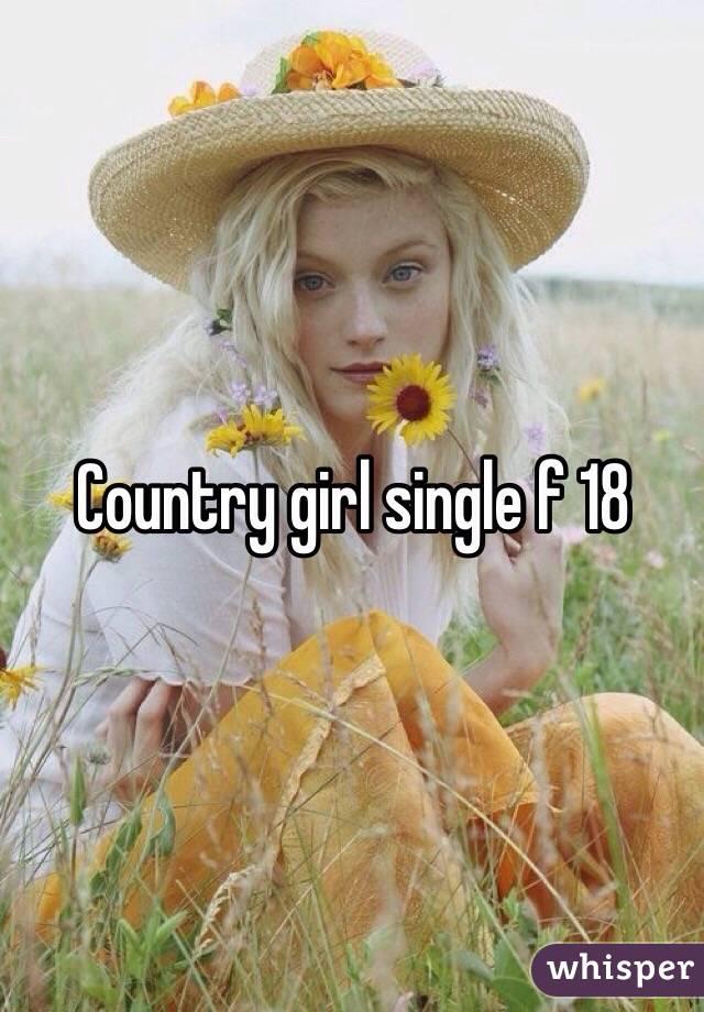 Country girls singles