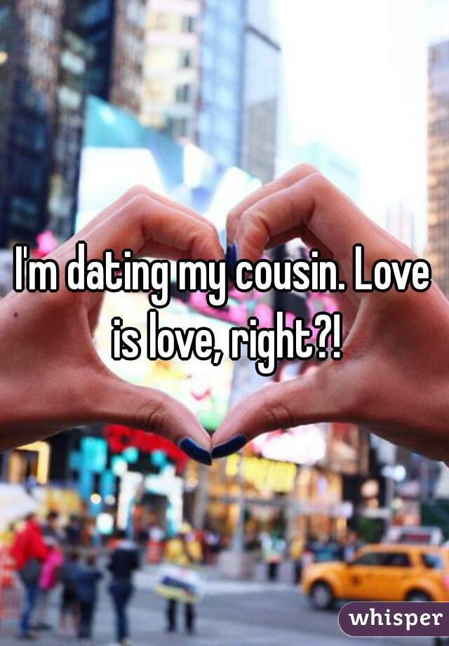 I'm dating my fourth cousin