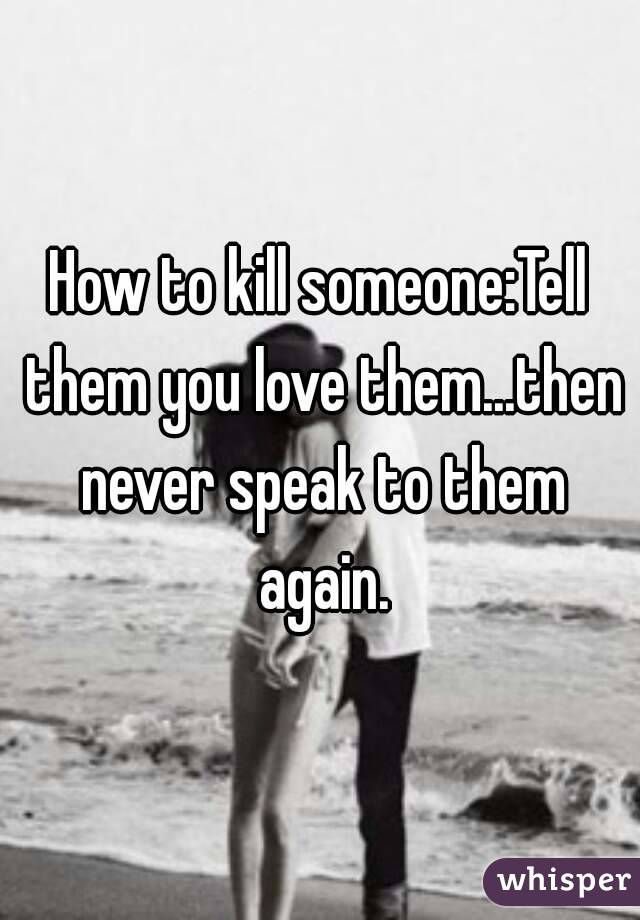 how to tell someone you re in love with them