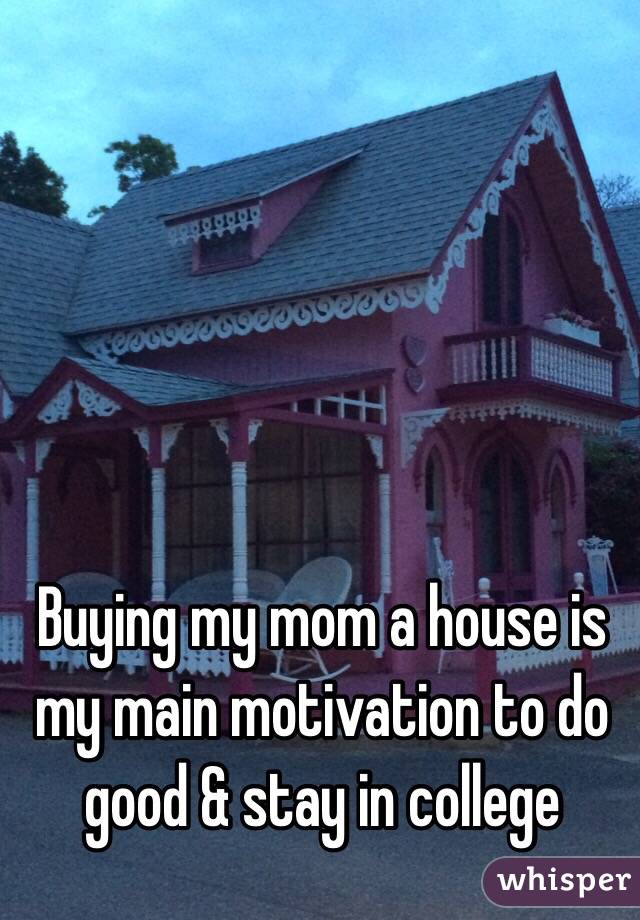 Best way to purchase house from mother?