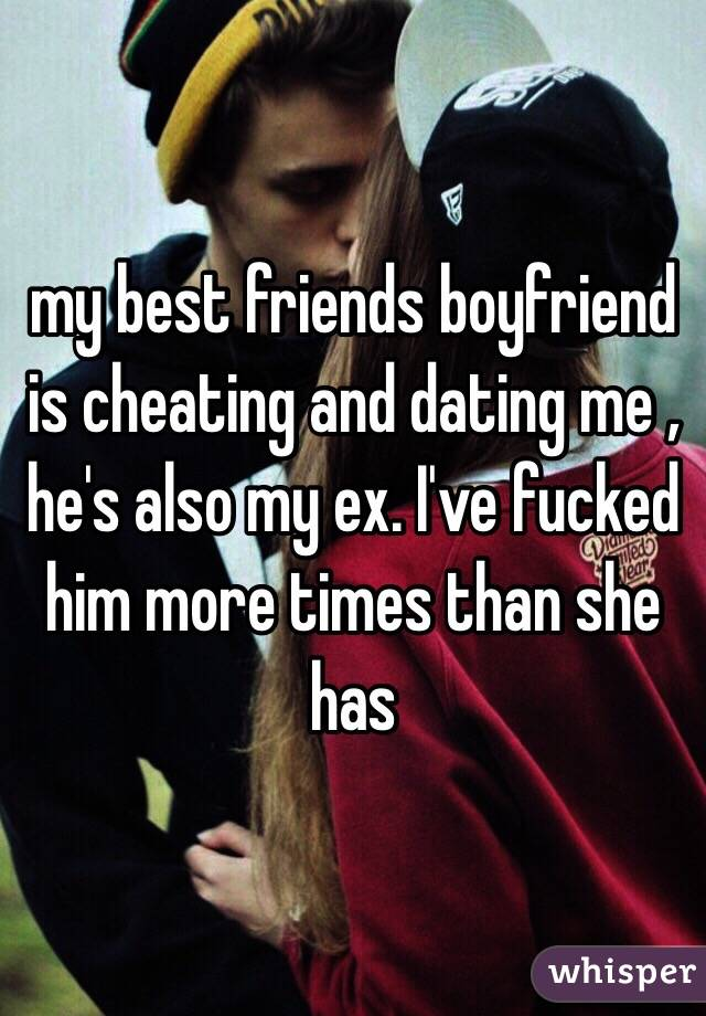 from Timothy best friend dating my ex