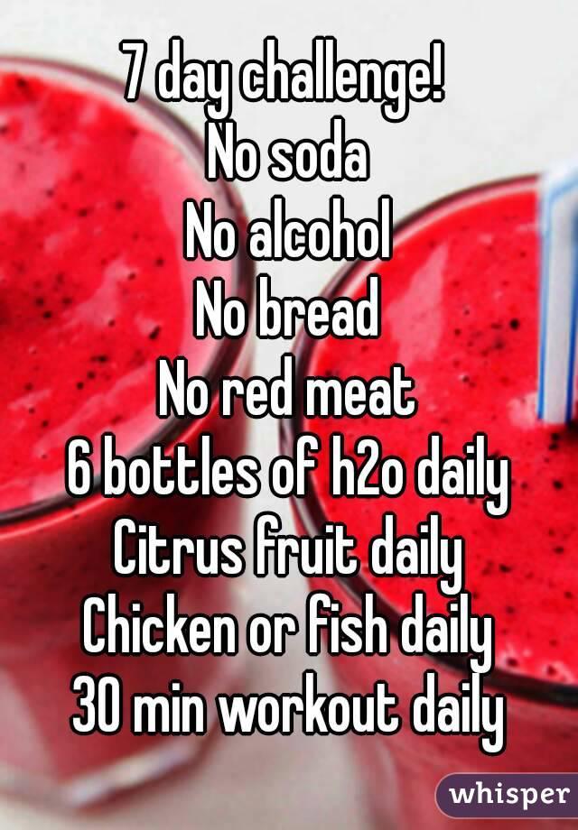 30 day no alcohol challenge pdf