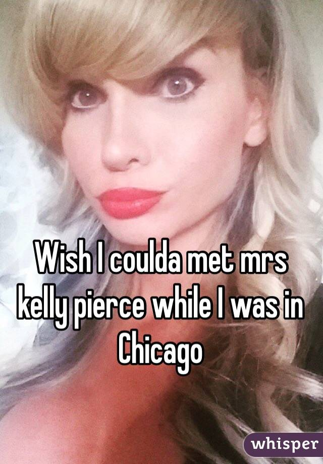 mrs kelly pierce