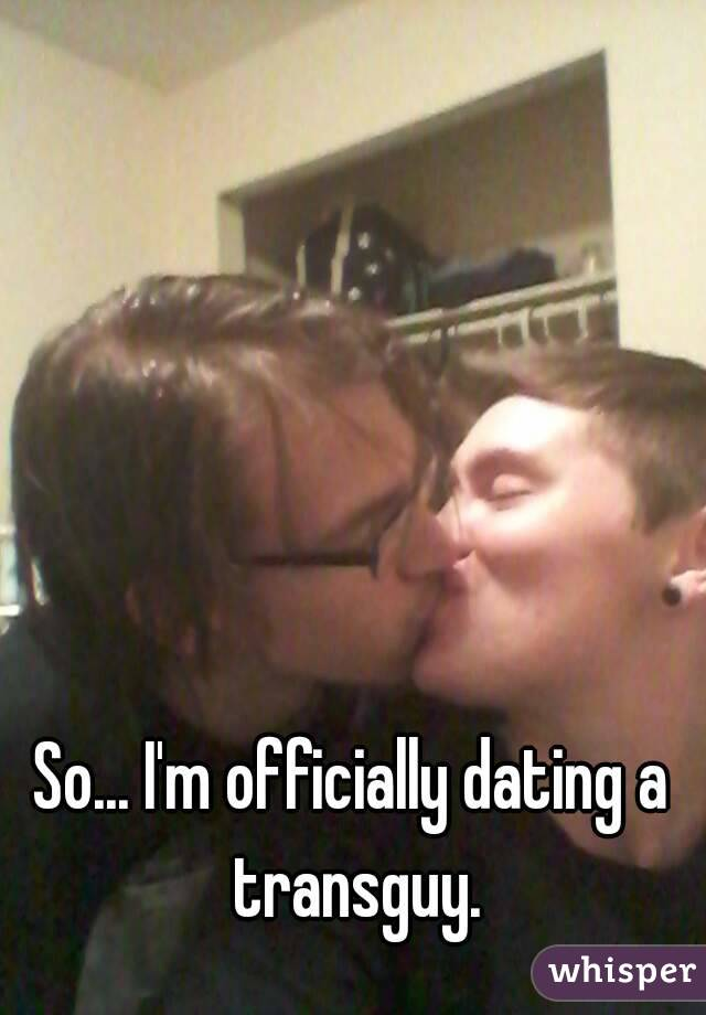 dating a transguy