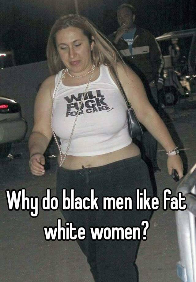 why do black women like white men