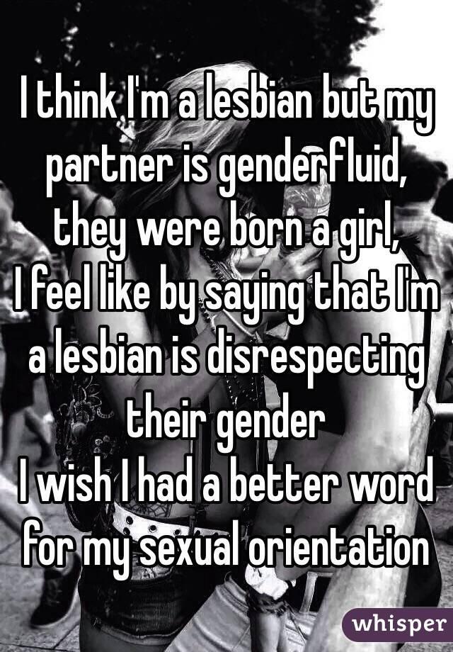 I Think I M Lesbian 83