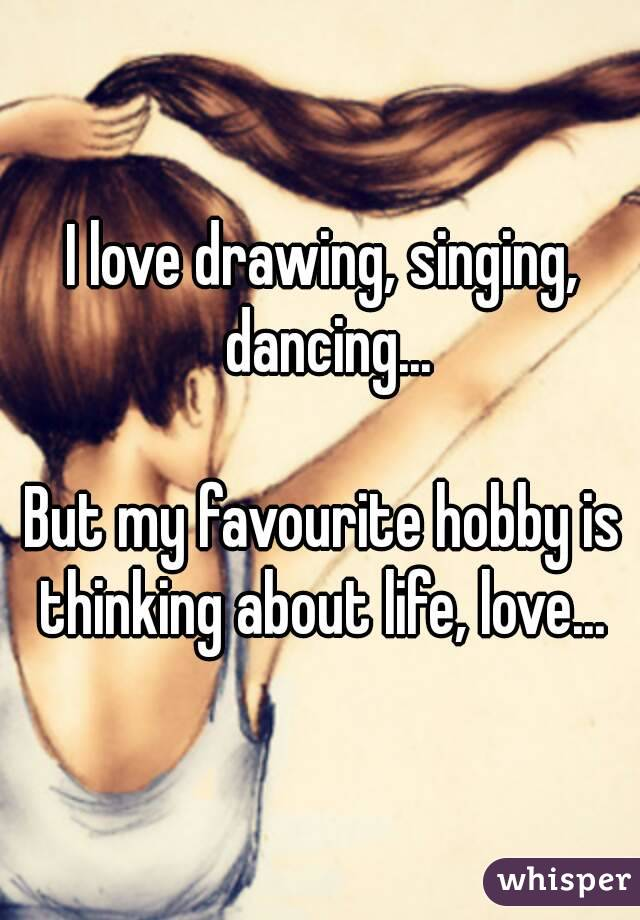 Essay my favourite hobby dancing