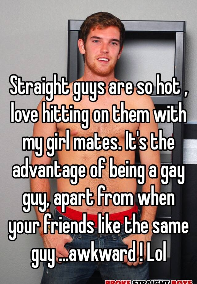 Aside from being heterosexual or homosexual