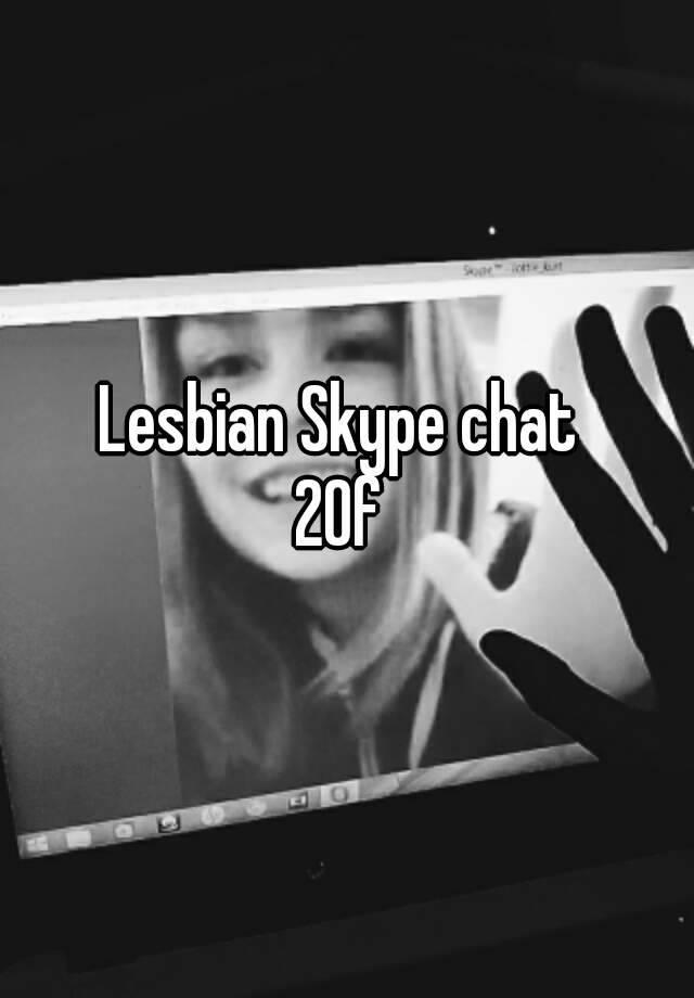 lesbo skype