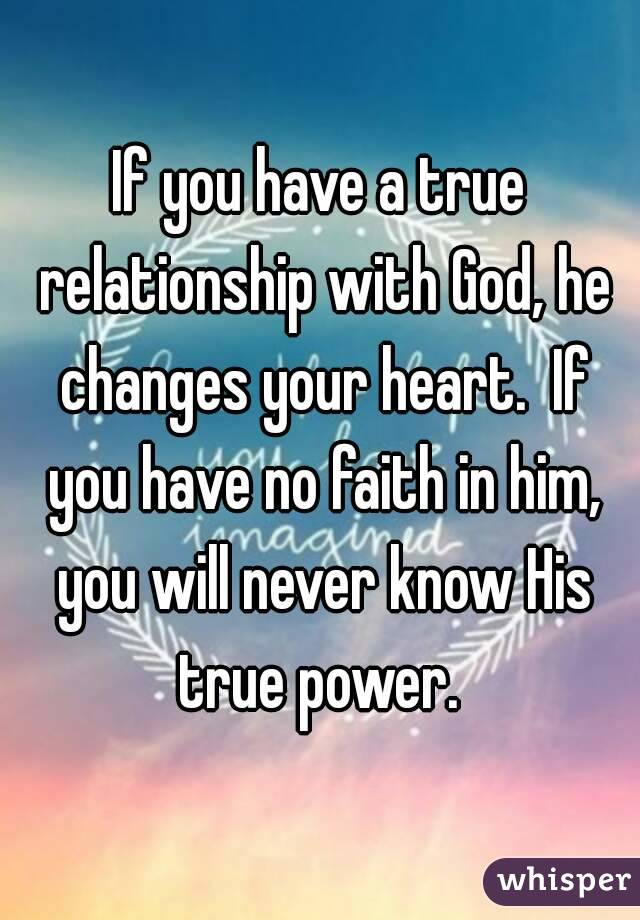 Personal Relationship with God   Our Daily Bread