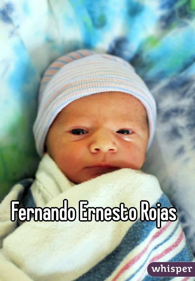 Fernando Ernesto Rojas - Whisper