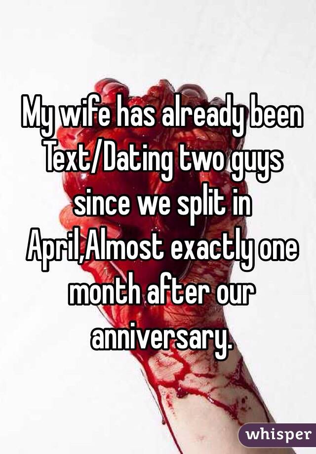 Month two of dating