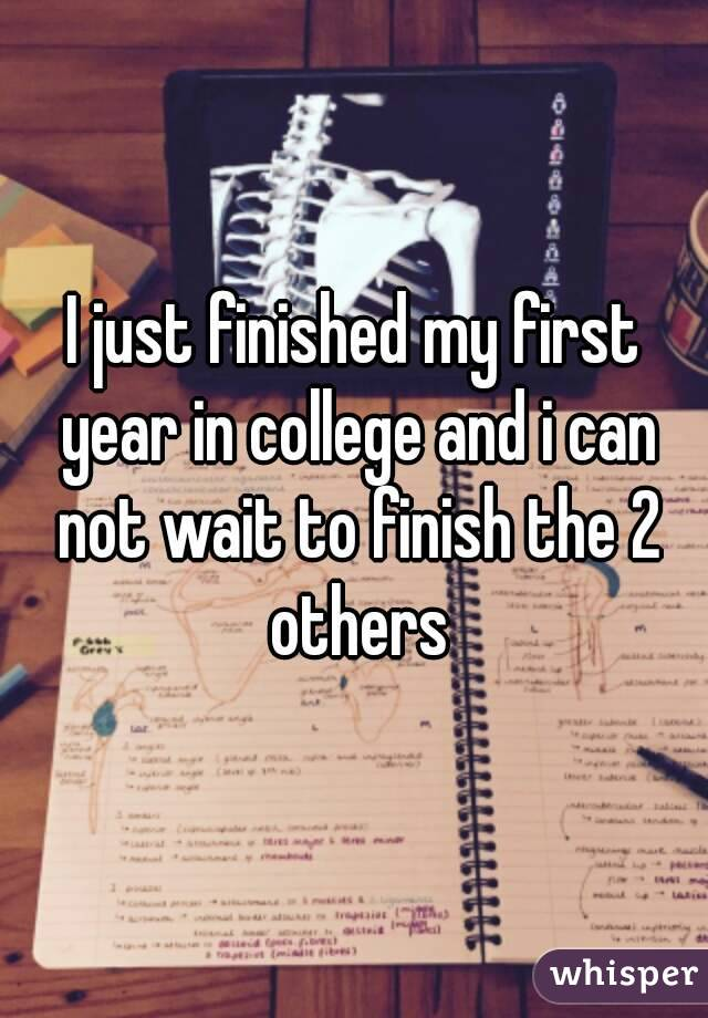Finishing College in 3 years?