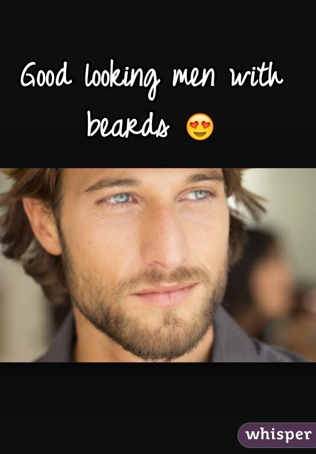 Astounding Good Looking Men With Beards Short Hairstyles For Black Women Fulllsitofus