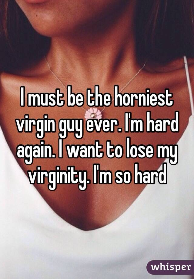 Consider, i need to lose my virginity