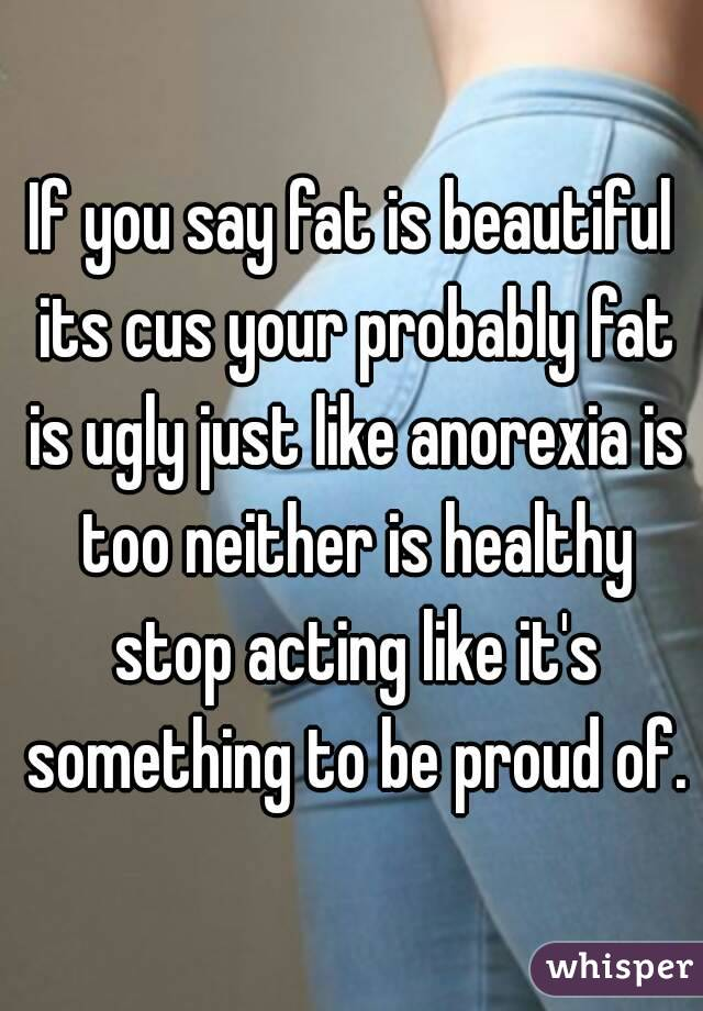 fat is beauty This is just my channel and making videos i love to do hope you find some interesting if you would like to send me products to try out and get an honest re.