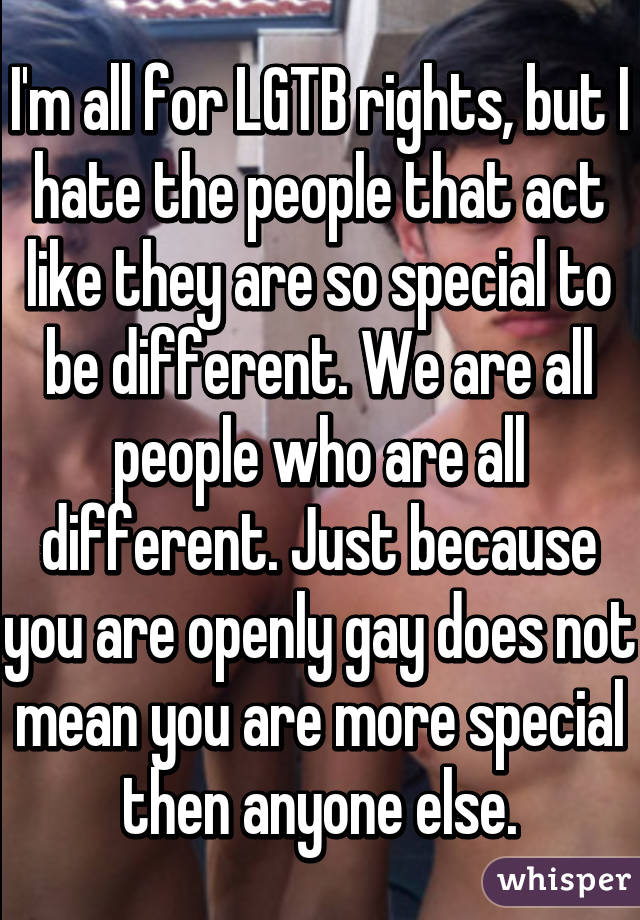 Guys are either born gay or they re not