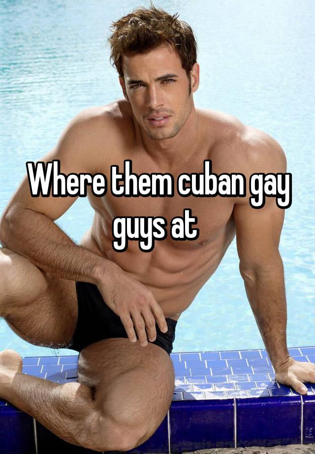 Oswaldo recommend best of gay xxx cuban