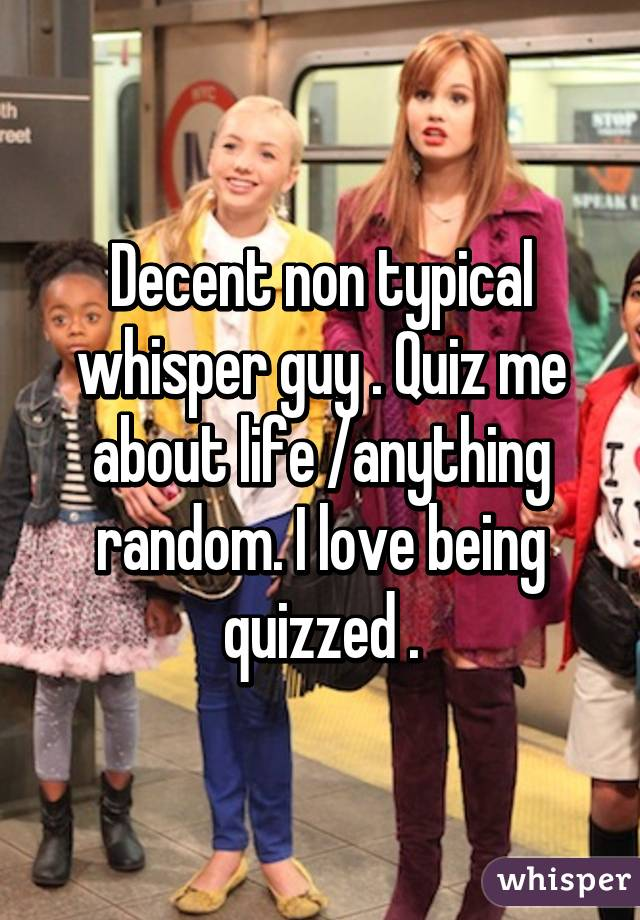 The Love Life Quiz For Boys 2