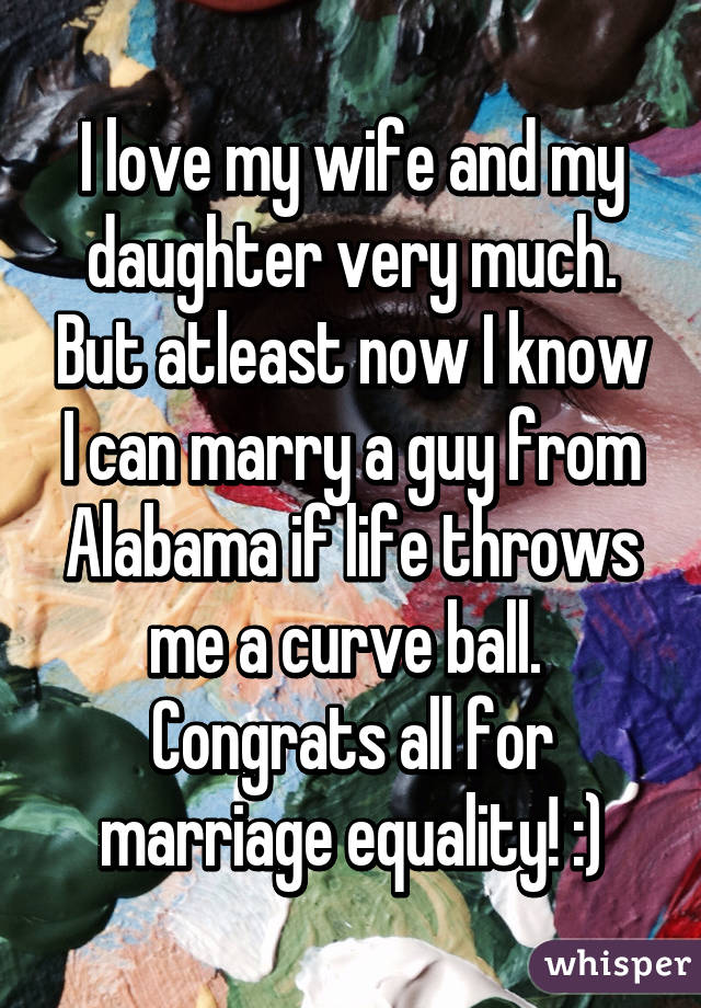 i love my wife very much