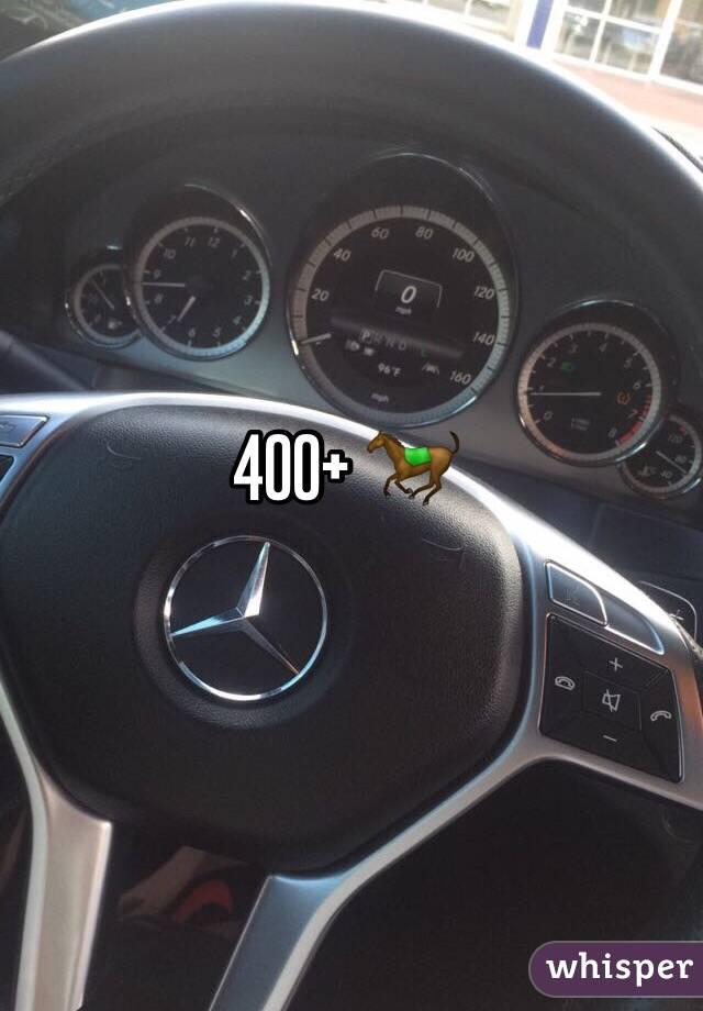 400+ 🐎