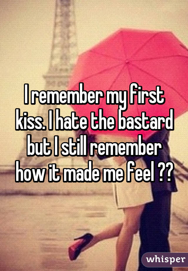 i still remember our first kiss - photo #17