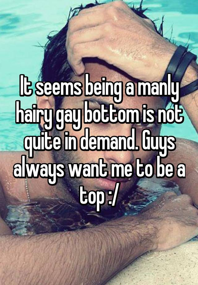Being A Gay Bottom 13